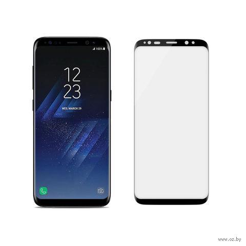 """Защитное стекло Nillkin для Samsung Galaxy S8 Plus """"3D AP+PRO"""" — фото, картинка"""
