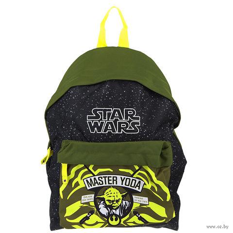"Рюкзак ""Star Wars. Master Yoda"" — фото, картинка"