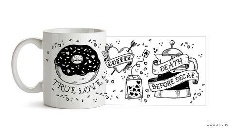 "Кружка ""True Love Coffee"""