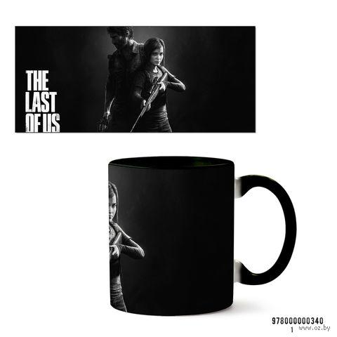 """Кружка """"The Last of Us"""" (арт. 340, черная)"""