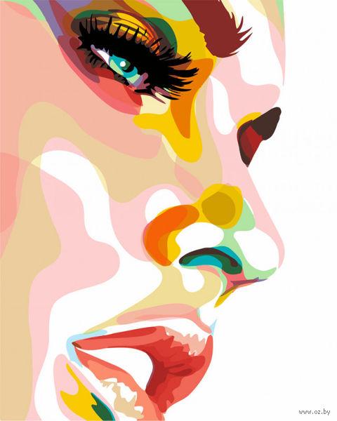 """Картина по номерам """"Мелани Лоран"""" (500х400 мм) — фото, картинка"""