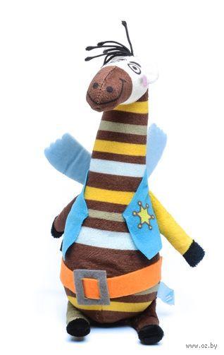 """Мягкая игрушка """"Лошадь Джейн"""" (25 см)"""