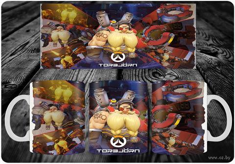 """Кружка """"Overwatch"""" (арт. 40) — фото, картинка"""