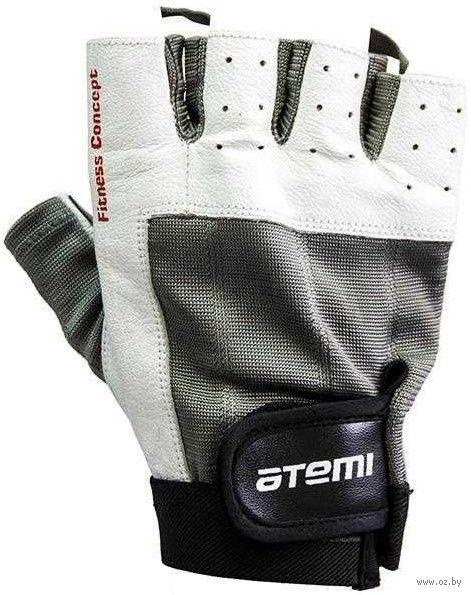 Перчатки для фитнеса AFG-02 (L) — фото, картинка