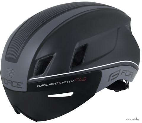 """Шлем велосипедный """"Worm"""" (чёрный; арт. 901890) — фото, картинка"""
