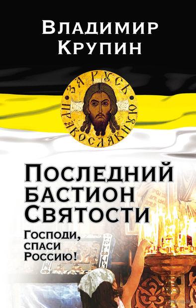 Последний бастион Святости. Господи, спаси Россию!. Владимир Крупин