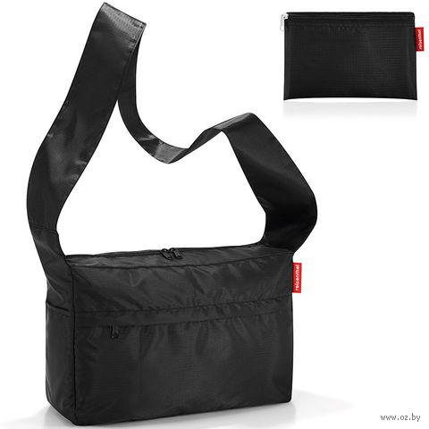 "Сумка складная ""Mini maxi citybag"" (black)"