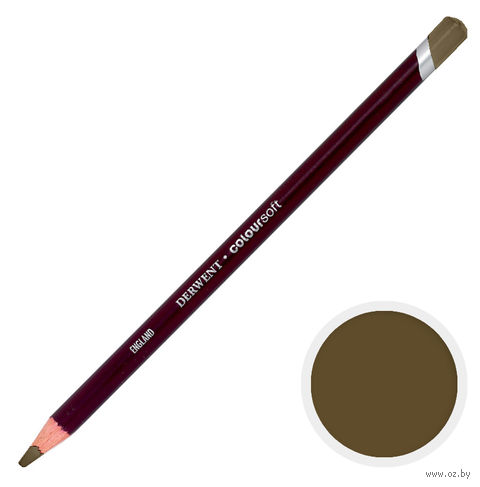 Карандаш цветной Coloursoft C510 (коричневый)