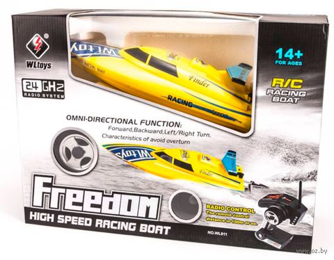 """Катер на радиоуправлении """"Freedom Racer WL911"""" — фото, картинка"""