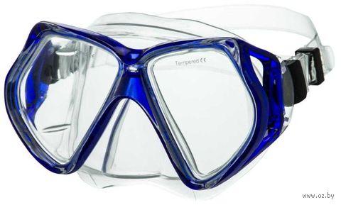 Маска для плавания 426 (синяя) — фото, картинка