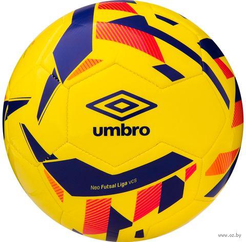 """Мяч футзальный Umbro """"Neo Futsal Liga"""" 20946U №4 — фото, картинка"""