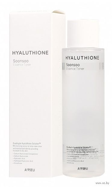 "Тонер для лица ""Hyaluthione Soonsoo"" (170 мл) — фото, картинка"