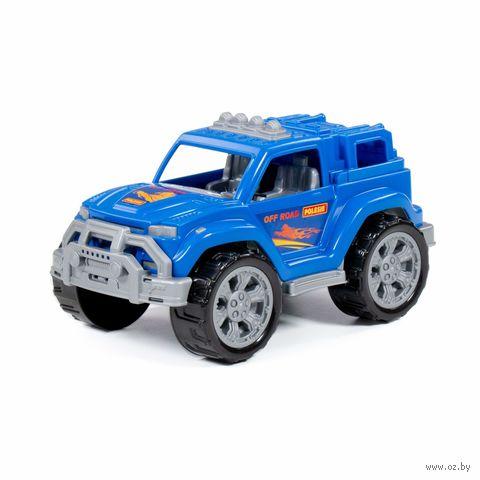 "Автомобиль ""Легионер"" (синий) — фото, картинка"