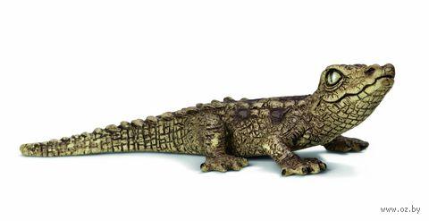 "Фигурка ""Детеныш крокодила"" (2 см)"