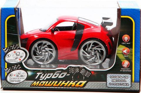 Турбо-машинка (арт. ZYB-B0677-1)