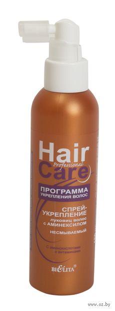 """Спрей для кожи головы """"Укрепление луковиц волос"""" (150 мл)"""