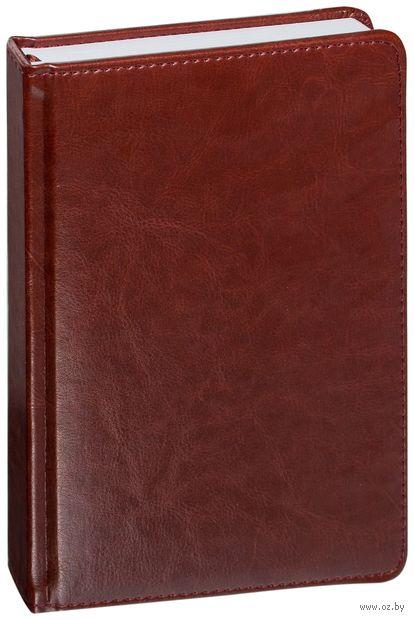 """Ежедневник недатированный """"Sarif"""" (А5; 160 листов; коричневый)"""
