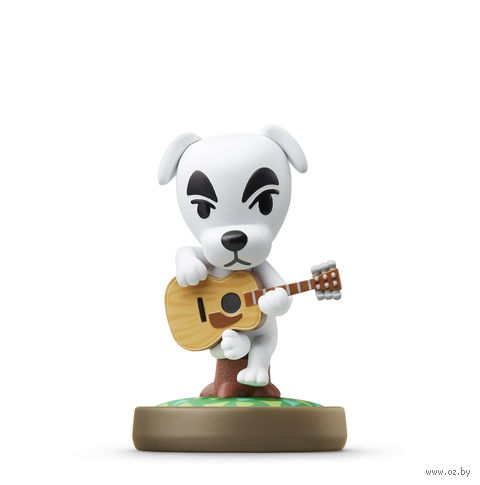 "Фигурка ""Amiibo - К. К."" (Animal Crossing Collection)"