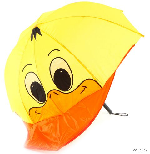 "Зонт ""Утка с клювом"" (61 см) — фото, картинка"