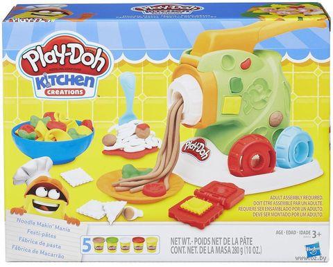 "Набор для лепки ""Play-Doh. Машинка для лапши"" — фото, картинка"