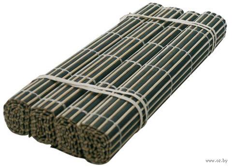 Набор подставок сервировочных бамбуковых (4 шт.; 300х450 мм) — фото, картинка