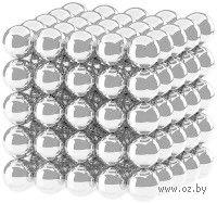 """Конструктор магнитный """"Неокуб 5мм"""" (сталь, 125 сфер) — фото, картинка"""