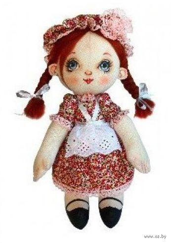 """Набор для шитья из ткани """"Кукла. Тата"""""""