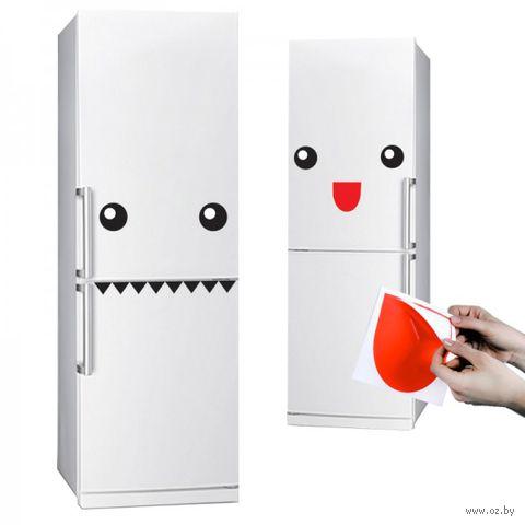 "Набор наклеек на холодильник ""Fridge Monster"""