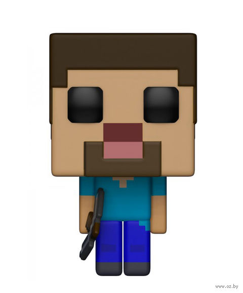 "Фигурка ""Minecraft. Стив"" — фото, картинка"