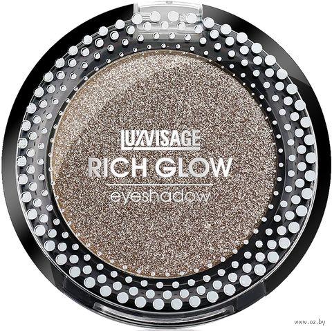 """Тени для век """"Rich Glow"""" тон: 09, moonlight — фото, картинка"""