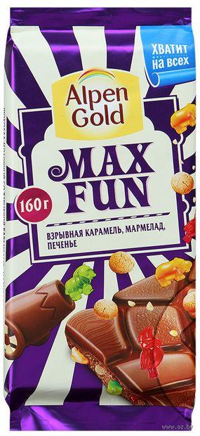 макс фан шоколадка фото
