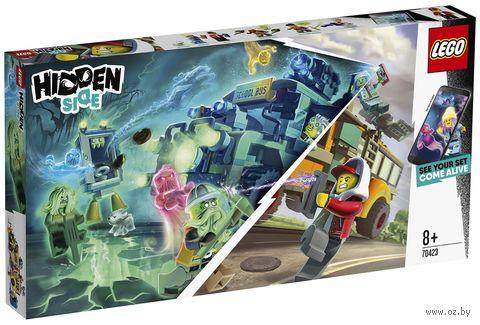 """LEGO Hidden Side """"Автобус охотников за паранормальными явлениями 3000"""" — фото, картинка"""