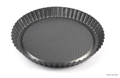 Емкость для выпечки металлическая с антипригарным покрытием (28х3 см)