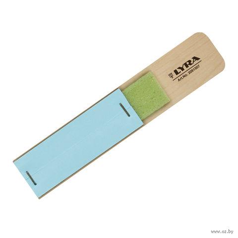 """Блок наждачной бумаги """"LYRA REMBRANDT"""" (10 слоев)"""