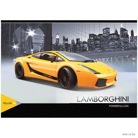 """Альбом для рисования А4 """"Авто. Powerful Car"""" (20 листов)"""
