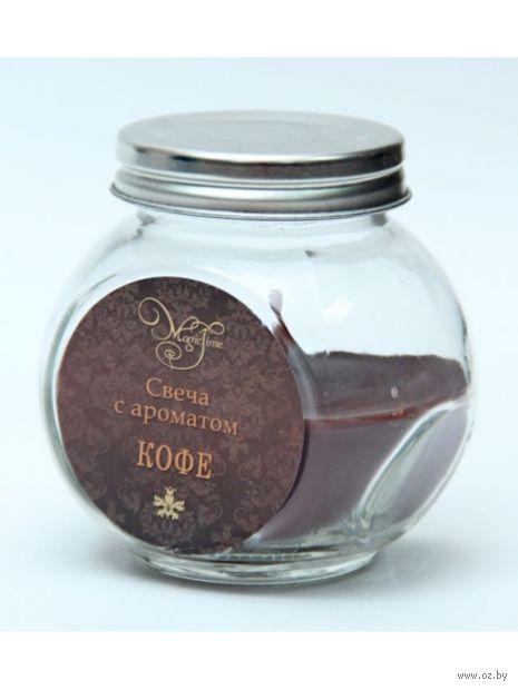 """Ароматизированная свеча """"Кофе"""" (арт. 41233) — фото, картинка"""