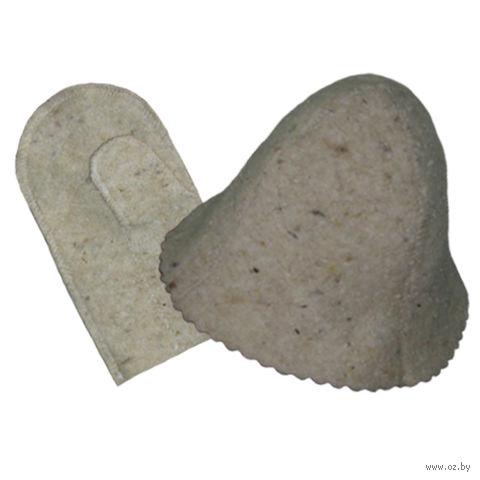 Набор для сауны (2 предмета; арт. Н-14) — фото, картинка