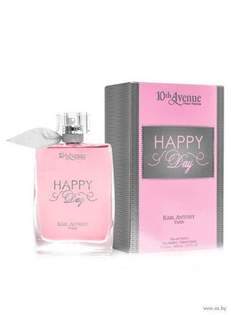 "Парфюмерная вода для женщин ""Happy Day"" (100 мл) — фото, картинка"