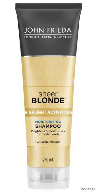 """Шампунь для волос """"Sheer Blonde"""" (250 мл) — фото, картинка"""