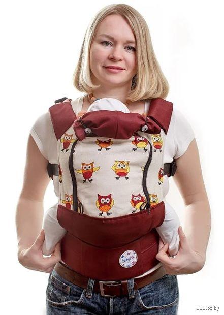 """Эргономичный рюкзак """"Striginaes"""" — фото, картинка"""