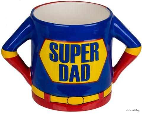 """Кружка """"Super Dad"""" (арт. 78/8313) — фото, картинка"""