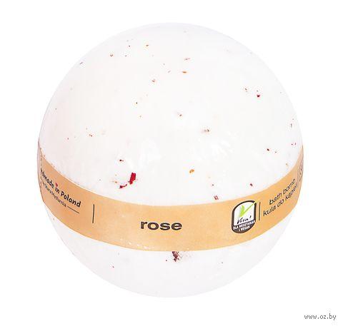 """Бурлящий шар для ванны """"Роза"""" (200 г) — фото, картинка"""