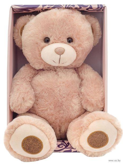 "Мягкая игрушка ""Медведь Браун"" (30 см) — фото, картинка"