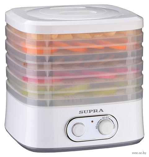 Сушилка для овощей и фруктов Supra DFS-524 — фото, картинка