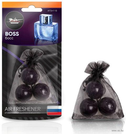 """Ароматизатор """"Шарики в мешочке"""" (boss; арт. AFSH118) — фото, картинка"""