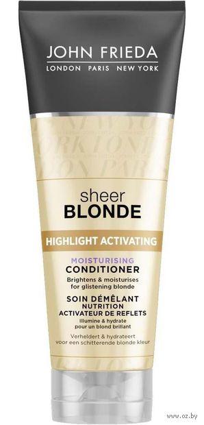 "Кондиционер для волос ""Sheer Blonde"" (250 мл) — фото, картинка"