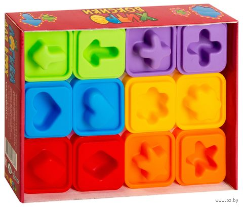 """Развивающая игрушка """"Логика для крох. Хитробоксики"""" (арт. 854) — фото, картинка"""