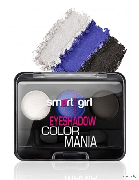 "Палетка теней для век ""Color mania"" тон: 33 — фото, картинка"