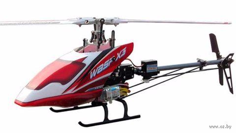 """Вертолет на радиоуправлении """"WASP X3V"""" (арт. HWX3V-03) — фото, картинка"""