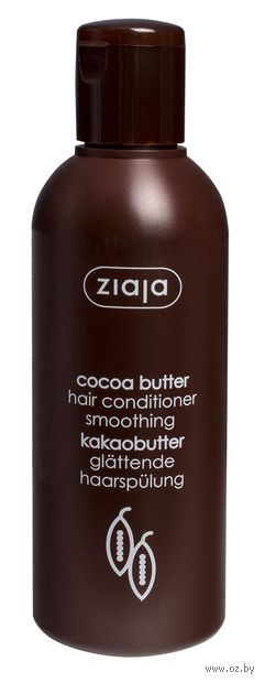 "Кондиционер для волос ""Cocoa butter"" (200 мл) — фото, картинка"
